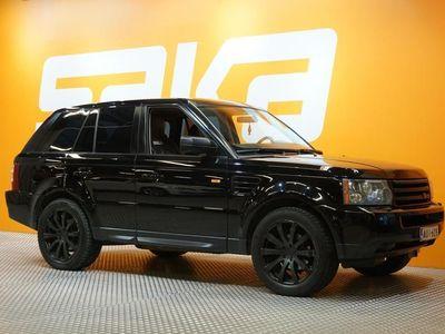 käytetty Land Rover Range Rover Sport S 2,7 TDV6 Aut ** Suomi-auto / Webasto / Vakkari / Koukku **