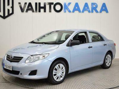 käytetty Toyota Corolla Corolla 1.4 VVT-i Linea Terra 4ov # LUJAA LAATUA,#