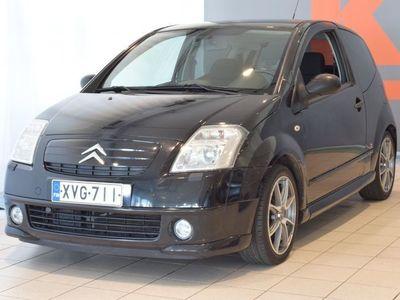 käytetty Citroën C2 1,6i 16v VTS