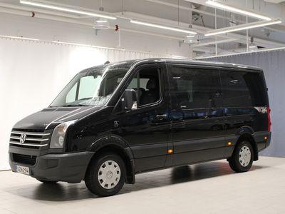 """käytetty VW Crafter 32 PRO Kombi 2,0 TDI 120 kW BlueMotion Technology, 3665 """"City"""" EURO VI"""