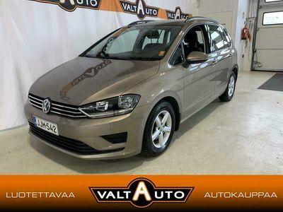 käytetty VW Golf Sportsvan Comfortline 1,4 TSI 92 BM Technology DSG *Cruise* Tutkat* Koukku*