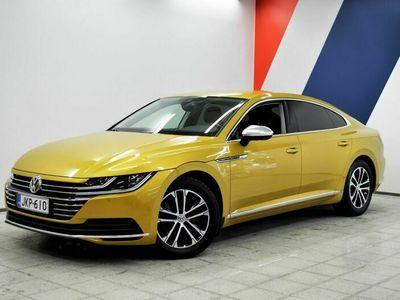 käytetty VW Arteon Elegance 2,0 TDI 110 kW (150 hv) DSG-automaatti *Polttoainetoiminen lisälämmitin kauko-ohjaimella*