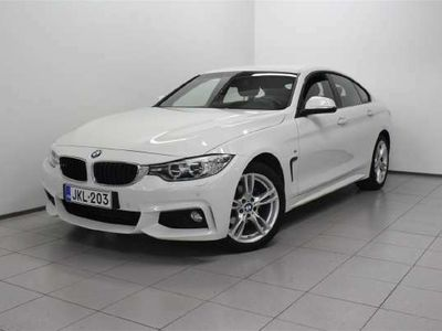 käytetty BMW 420 Gran Coupé F36 420i A xDrive Edition M Sport *BPS Tatuu 24 kk/40 tkm*