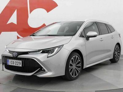 käytetty Toyota Corolla Touring Sports 2,0 Hybrid Style / 1-OMISTAJA / HUIPPUSIISTI / TAKUU