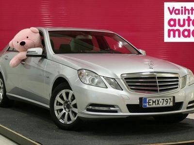 käytetty Mercedes E200 CDI BE A Business *Koukku* *Cruise* *Xenon*