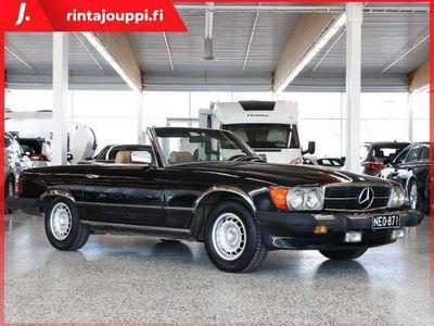 käytetty Mercedes SL450 450 ROADSTERMUSEOAUTO J. kotiintoimitus