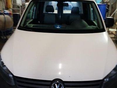 käytetty VW Caddy 2012