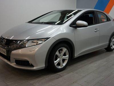 käytetty Honda Civic 5D 1,8i Sport **KORKOTARJOUS 1,9% + KULUT**ILMAINEN KOTIINKULJETUS**