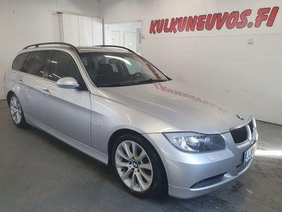 käytetty BMW 325 3.0 DA STW Näyttävä ja voimakas Myös osamaksulla, jopa ilman käsirahaa!