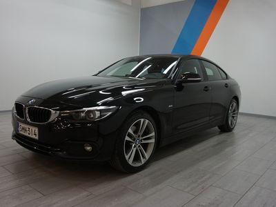 käytetty BMW 420 4-sarja F36 Gran Coupe d A xDrv BsnSport(18) **ILMAINEN KOTIINKULJETUS**