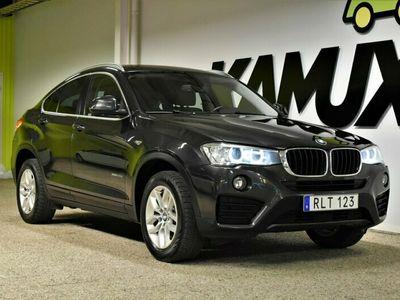 käytetty BMW X4 xDrive20d | Vetokoukku | Sportline | 190hv