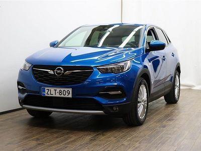 käytetty Opel Grandland X Innovation 1,2 Turbo Start/Stop 96 kW AT6 **** Korko 0,99% + min. 1500 EUR takuuhyvitys ****
