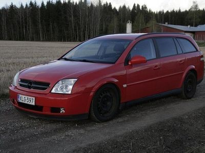 used Opel Vectra 2.2