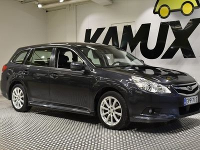 käytetty Subaru Legacy 2,5i STW UA CVT Business ** BENSA/KAASU - XENON AJOVALOT - VETOKOUKKU ** **** Tähän autoon on saatav