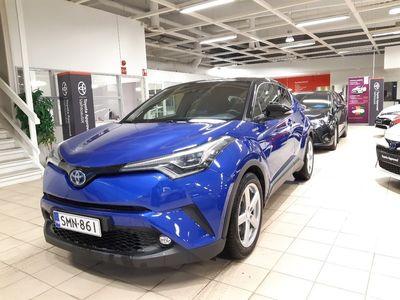 käytetty Toyota C-HR 1,8 Hybrid Style Business