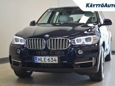käytetty BMW X5 HYBRID XDRIVE40E A EXCLUSIVE EDITION 2018