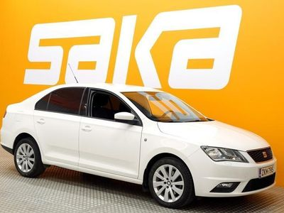 käytetty Seat Toledo 1,4 TSI Style Trendy DSG ** Suomi-auto / Vakkari / Ilmastointi / Lohkolämmitin / Peruutustutka **