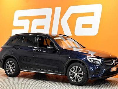 käytetty Mercedes GLC250 d 4Matic A Premium Business AMG ** TULOSSA, ota yhteys myyntiimme saadaksesi lisätietoja puh. 02