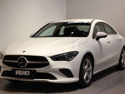 käytetty Mercedes CLA220 4Matic A Business Progressive
