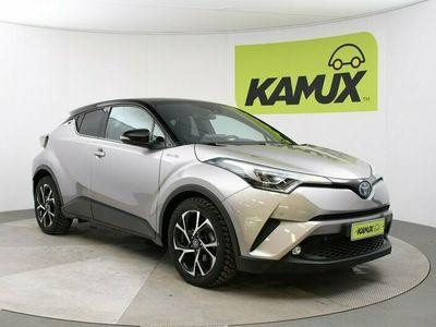 käytetty Toyota C-HR 1.8 Hybrid Style // Adapt.cruise + kaistavahti / Keyless Go / Peruutuskamera / Kaukovaloautomatiikka //