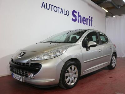 käytetty Peugeot 207 Sport 120 1.6 5-ov
