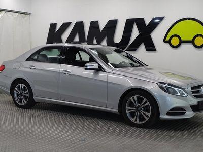 käytetty Mercedes E250 CDI 9G-Tronic Avantgarde +LED +Navi +Kattoluukku +Nahkaverhoilu