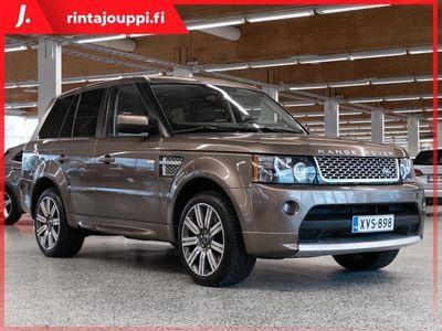 käytetty Land Rover Range Rover Sport SDV6 Autobiography