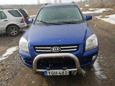 käytetty Kia Sportage 2.0crdi 4WD