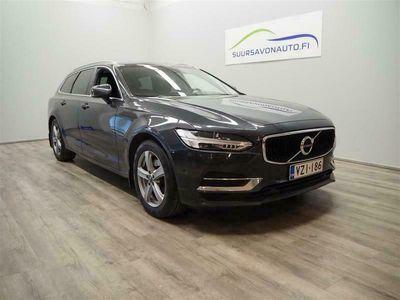 käytetty Volvo V90 D3 Business aut ** 1 OMISTAJA / WEBASTO ** *** VELOITUKSETON KOTIINTOIMITUS / KYSY LISÄÄ!