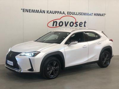 käytetty Lexus UX 250h Launch Edition *HELMIÄIS VALKOINEN! ACC, P.KAMERA YM! 1.99% KORKO, 0e TOIMITUS!*