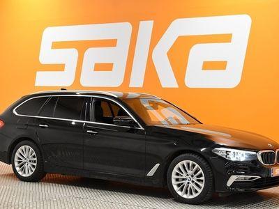 käytetty BMW 530 530 G31 Touring d A xDrive Business ** Prof.Navi / harman/kardon / Panorama / Nahkasisusta / Kaistavahdit / Pysäk...