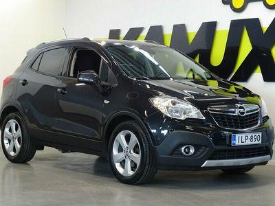 käytetty Opel Mokka 5-ov Enjoy 1,4 Turbo Start/Stop 4x4 103kW MT6 / Lämmitettävä ratti / Neliveto / Vakkari