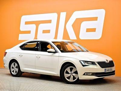 käytetty Skoda Superb 1,4 TSI ACT Ambition DSG Autom. ** 1-Om Suomi-auto /