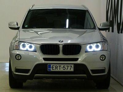 käytetty BMW X3 X3 F2520d TwinPower Turbo A Limited xDrive Edition