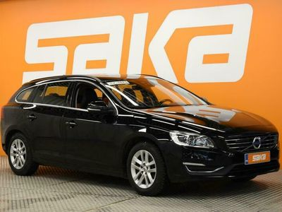 käytetty Volvo V60 CC T5 Bi-Fuel Classic Momentum ** On Call / Blis / A / Navi **