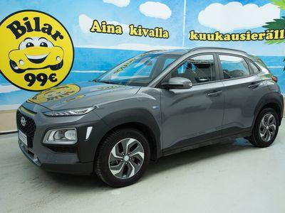 käytetty Hyundai Kona 1,6 hybrid 141 hv 6-DCT Comfort MY20 // P-KAMERA / 2XHYVÄT RENKAAT / TEHDASTAKUU // - *NYT VARASTONTYHJENNYS!*