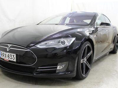 """käytetty Tesla Model S MODEL S85 Viistoperä (AB) 4ov - Upea heti ajoon //Ilmajousitus //Panorama //21"""" Vanteet //Suo"""