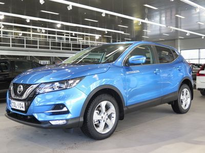 käytetty Nissan Qashqai DIG-T 160 N-Connecta 2WD DCT MY19 WLTP.