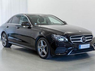 käytetty Mercedes E300 T A Business AMG Line, Widescreen, Adapt. vakkari, Panorama, 360° kamera