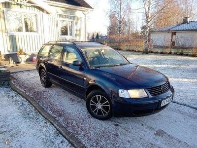 käytetty VW Passat 4wd