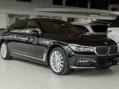 käytetty BMW 740 G12 Sedan iPerformance A xDrive, Laser, ACC, Takanäytöt, Night vision