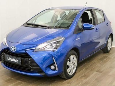 käytetty Toyota Yaris 1,5 Hybrid Active 5ov **** Korko 0,99% + min. 1500 EUR takuuhyvitys ****