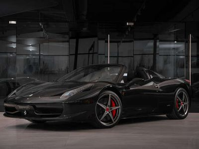 käytetty Ferrari 458 458Spider - Power Warranty