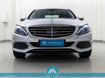käytetty Mercedes C350e Avantgarde *Adaptiivinen vakkari, Ilma-alusta, Kaistavahti, 360 kamera, ILS, Keyless, Parkkiavustin...