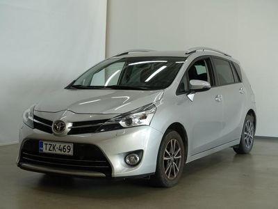 käytetty Toyota Verso 1,8 Valvematic Active 7p - **7-paikkainen** Navi**Huollettu 08/2020**
