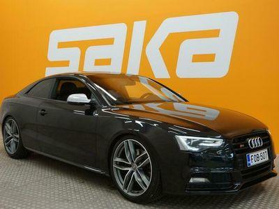 käytetty Audi S5 Coupé 3,0 TFSI quattro S tronic ** NÄYTTÄVÄ / Bang&Olufsen / Navi / Nahka-alcantara **