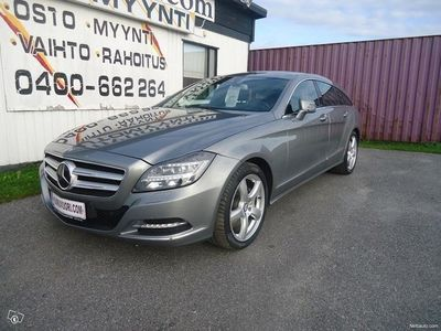 käytetty Mercedes CLS350 Shooting Brake CDI BE 4 MATIC BUSINESS