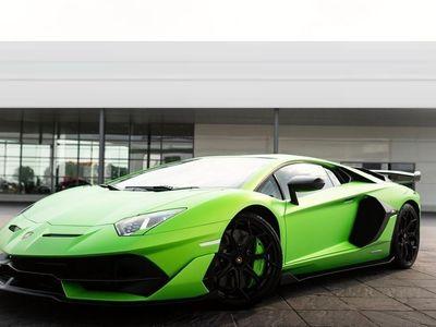 käytetty Lamborghini Aventador LP-770-4 SVJ Superharvinaisuus (1/900), ALA 2.0, Keulannosto, Kilpaistuimet, Sensonum®, Navi, Kamera