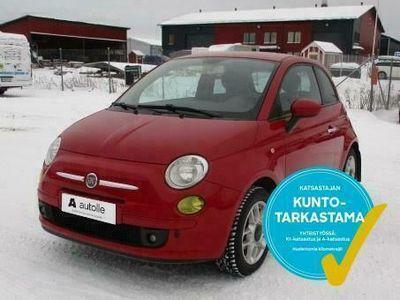 käytetty Fiat 500 *TEHOKAS* Sport 1,4 16v 100hv Tarkastettuna, Rahoituksella, Kotiin toimitettuna!