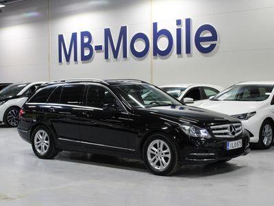käytetty Mercedes C220 CDI BE T 4Matic A Premium Busin **Hyvät varusteet! Sähk.penkit, koukku, navi**